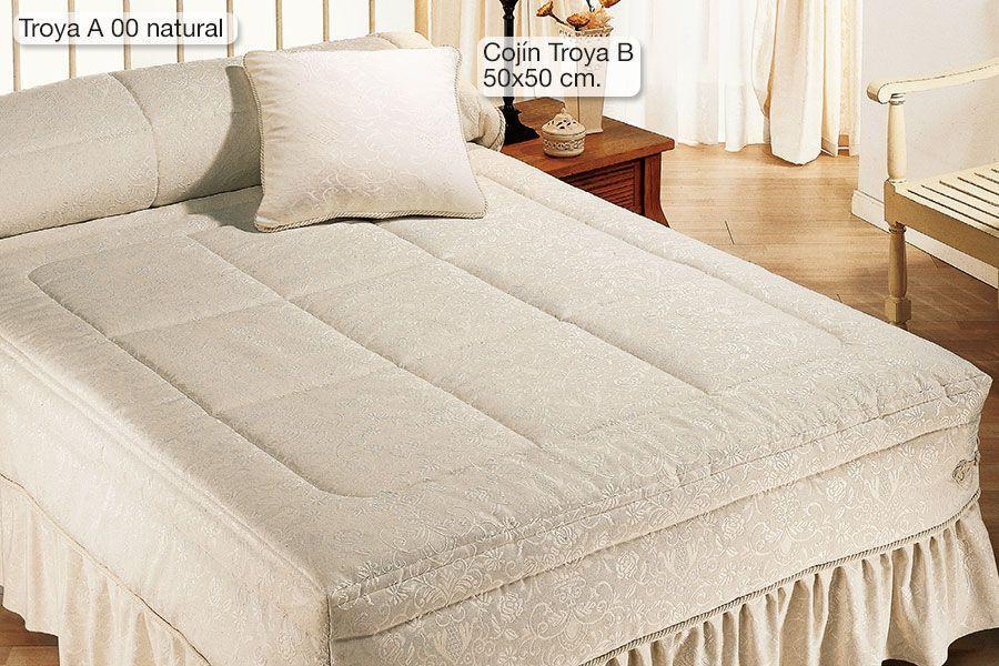 cubrecamas semiconforter