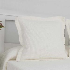 colcha pique lavanderia blanco