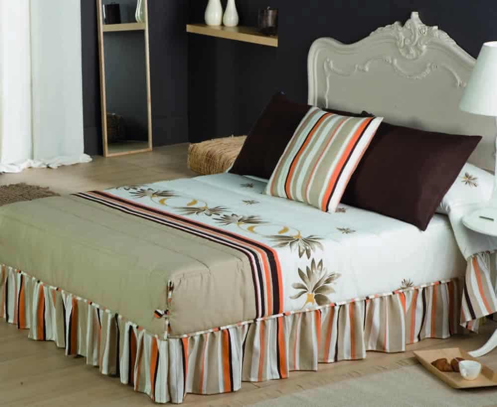 cubrecama semi-conforter